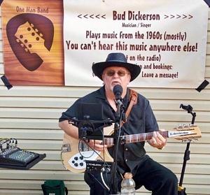 Bud Dickerson