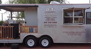 D&T's Ol' Fashioned Kettle Corn Food Truck